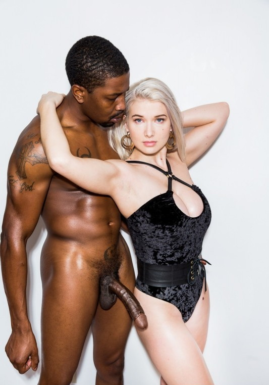 Emily Right - Bigger and Darker (Blacked) [SD 480p]