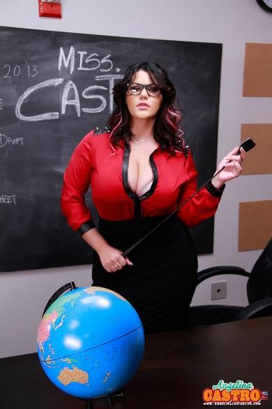 Angelina Castro: Footjob Class (FullHD / 1080p / 2019) [AngelinaCastroLive]