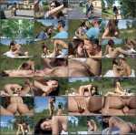 ClubSevenTeen - Diana Rius - Cute Teen Loves Sucking Cock Outdoors (FullHD/2.87 GB)