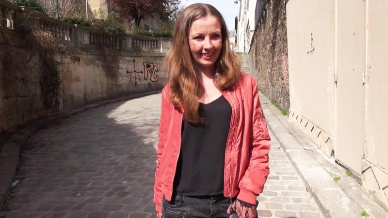 Melanie - Melanie et la greve SNCF (Indecentes-Voisines) [FullHD 1080p]