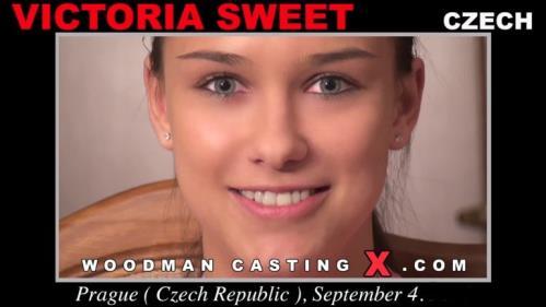 Victoria Sweet (aka Viktoria Sweet) - Woodman Casting X (2019/HD)
