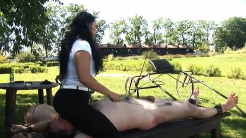 Mistress Luna - Painful Active Rest With Mistress Luna [HD, 720p] [Clips4Sale.com, Mistress-Luna.com]