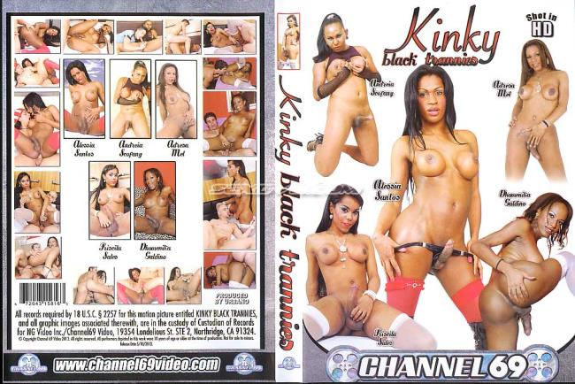 Kinky Black Trannies [1.79 GB] - [SD 480p]