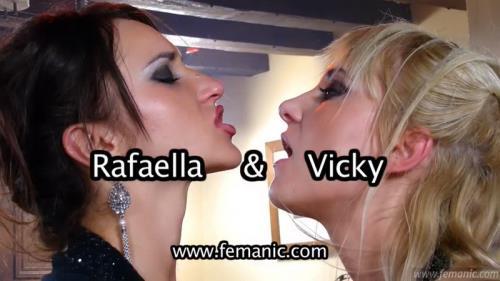 Farrah,Honey,Rafaella,Vicky,Denisa Heaven,Candy - Lesbo (187 MB)