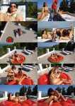 Vicky Love, Inna Innaki, Elena Hatzi - Three Way Pussy Play [SD, 540p]