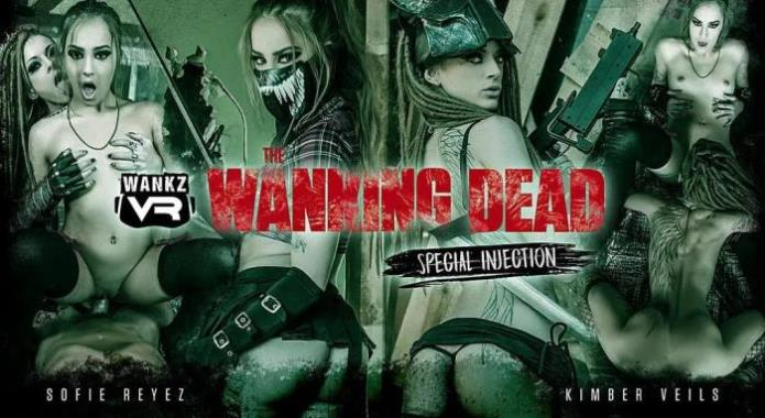 The Wanking Dead: Special Injection / Kimber Veils, Sofie Reyez / 19-03-2019 [3D/UltraHD 4K/2300p/MP4/20.1 GB] by XnotX