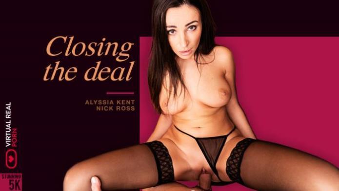 Closing the deal / Alyssia Kent / 07-03-2019 [3D/UltraHD 4K/2160p/MP4/5.74 GB] by XnotX