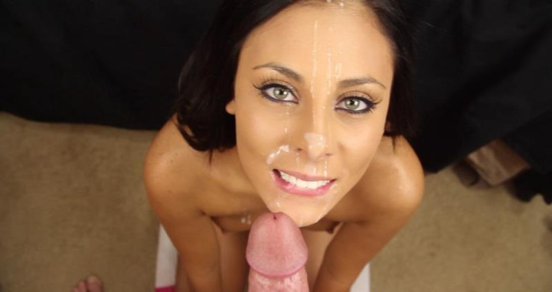 Gianna Nicole - 19yo Gianna Nicole Seduces Her Step Dad - POV BJ,Facial (Clips4Sale) [HD 720p]