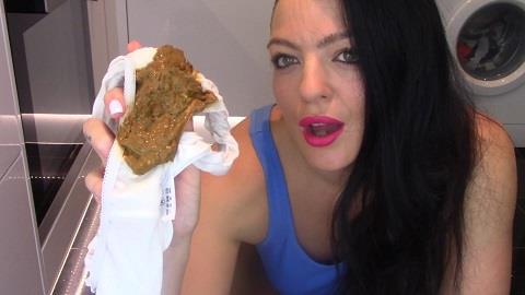 Evamarie88 - Poo In Panties For My Crush (FullHD 1080p)