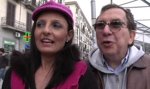 Barbara - Naples : Barbara, gros seins et sodomie ! (SD)