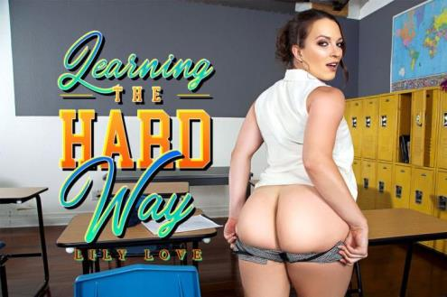 Lily Love - Learning The Hard Way (12.03.2019/BaDoinkVR.com/3D/VR/HD/960p)