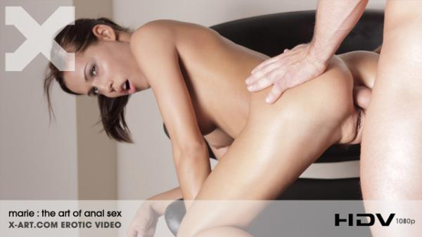 Marie - The Art of Anal Sex (2019/FullHD)