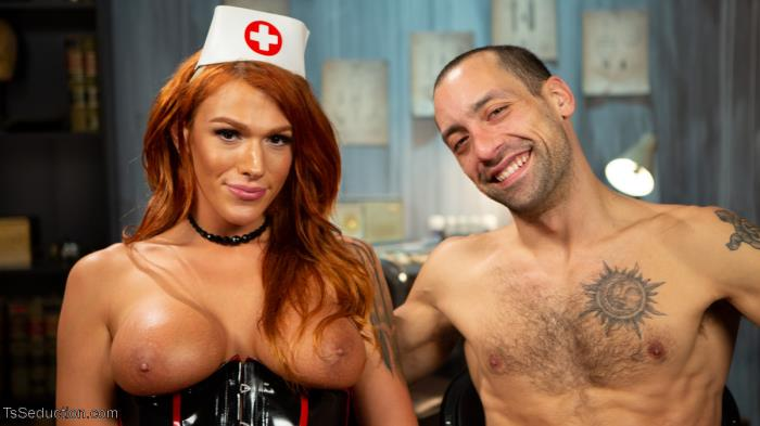 Aspen Brooks, DJ - Nurse Aspen Brooks Tests Naughty Patient [HD 720p]