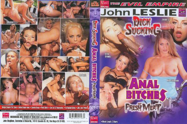 Dick Sucking Anal Bitches Of Fresh Meat [SD 480p] 2019
