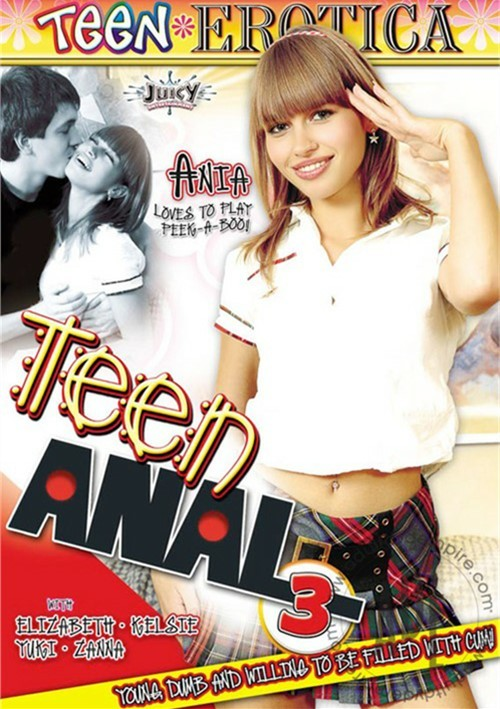 Teen Anal 3 [SD 480p]