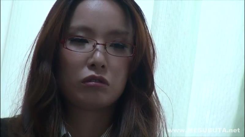 [Mesubuta] - Ryoko Fukatsu - Career woman that was attacked (2019 / SD 404p)