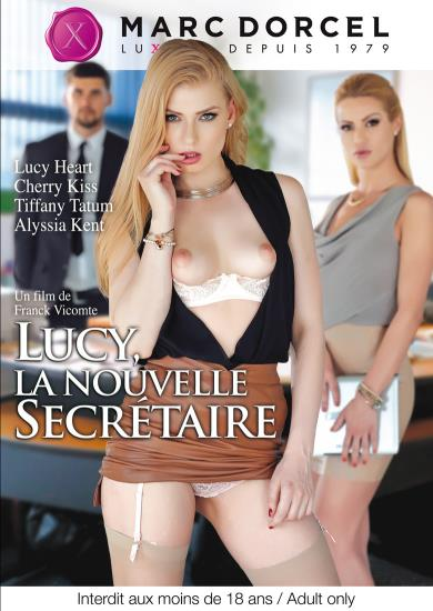 Lucy the new secretary / Lucy La Nouvelle Secretaire (2018) WEBRip/FullHD