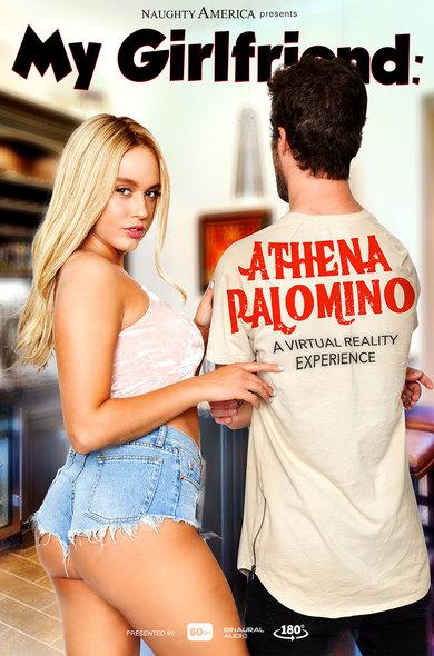 NaughtyAmericaVR: Athena Palomino - My Girlfriend (FullHD) - 2019