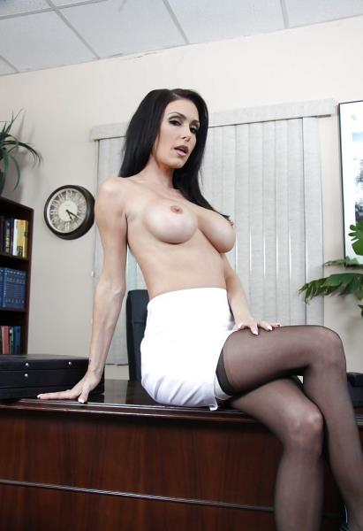 Jessica Jaymes - Fuck The Future Boss (2019/SD)
