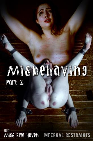 Brie Haven - Misbehaving Part 2 (11.03.2019/InfernalRestraints.com/HD/720p)