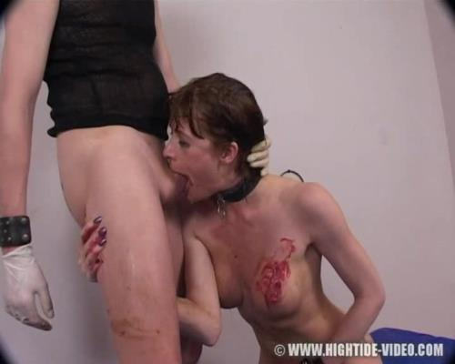 Jennifer - British Bizarre 5 - Enema Slave Girl [SD, 576p] [Hightide-Video.com]
