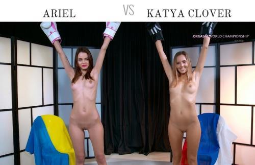 Ariel, Katya Clover - Ariel vs Katya Clover (629 MB)