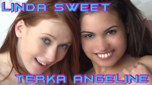 Linda Sweet & Terka Angeline: WUNF 177 (HD / 720p / 2019) [WakeUpNFuck]