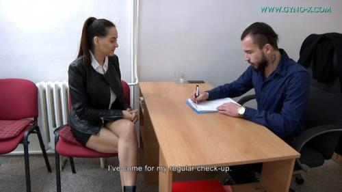 Ashley Woods - 26 years girl gyno exam [HD, 720p] [Gyno-X.com]