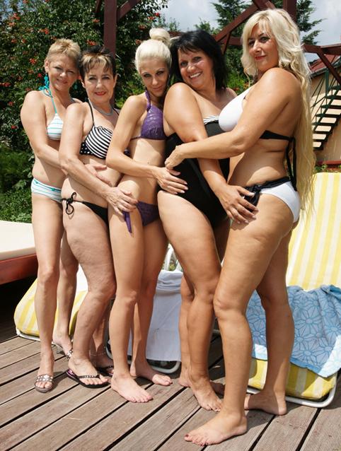 Nicoletta(22), Elysa(46), Ivetta(57), Raquella(47), Margit V.(52) - Special mature movies (Mature) [HD 720p]