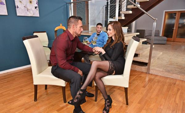 NaughtyAmerica: Ariella Ferrera - Dirty Wives Club (SD) - 2019