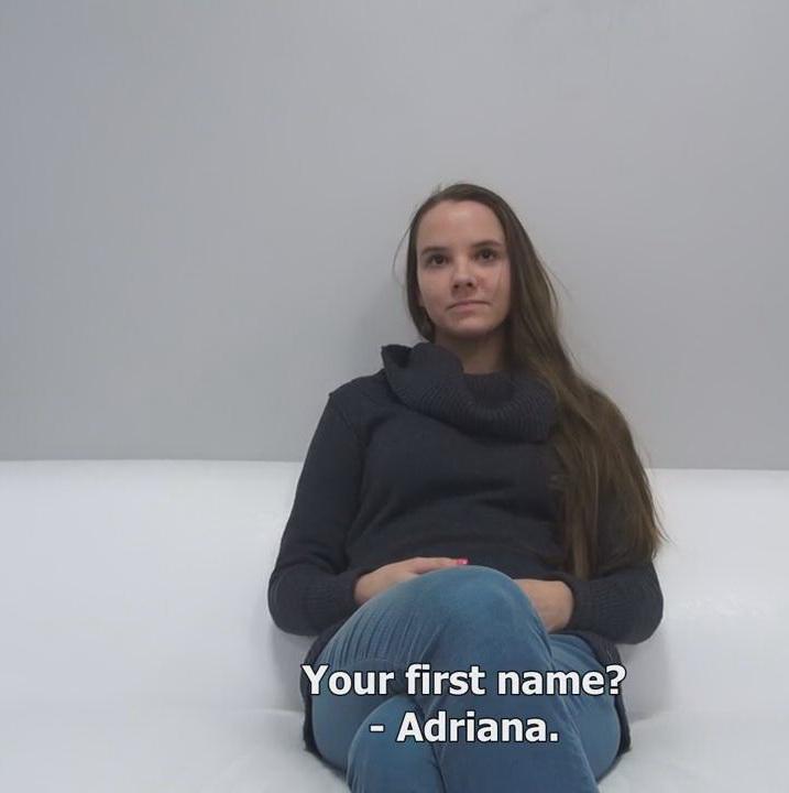 Adriana - Czech Casting (2019/HD)