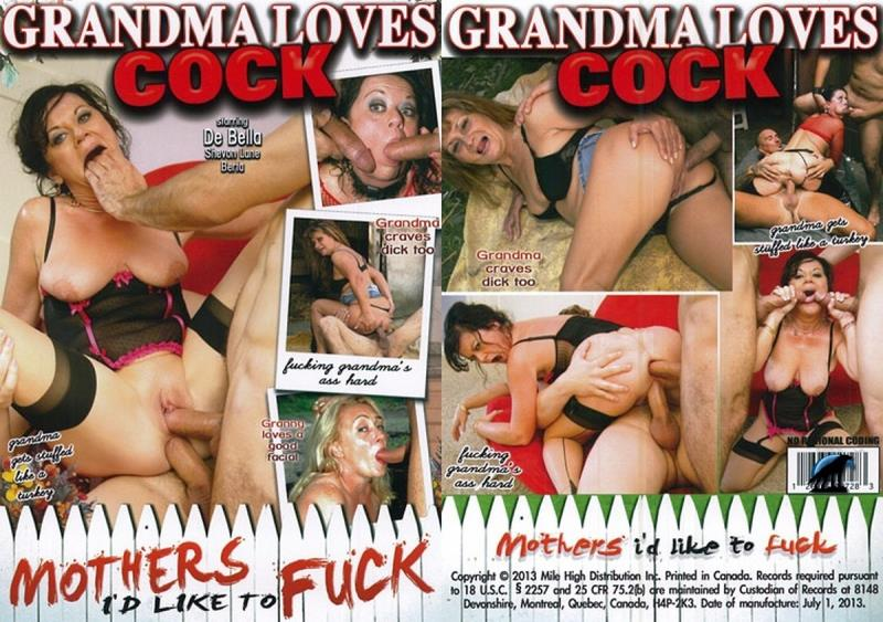 Grandma Loves Cock - 2019