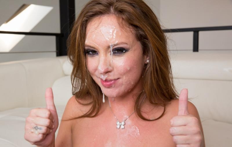 Maddy OReilly - Gets The Brother Load 1st Interracial (JulesJordan) [HD 720p]