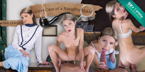 Gina Gerson - Great Case of a Naughty Maid