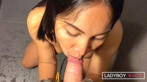 Nanny - Dirty Nanny Pee Pee [HD, 720p] [LadyboyVice.com]