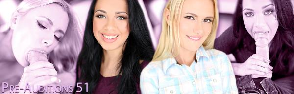Kennedy Kressler, Nia Love - Pre-Auditions 51 'Kennedy' and 'Nia' [HD 720p] 2019