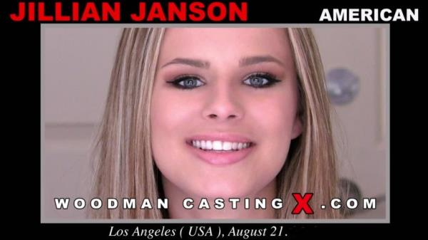 Jillian Janson - Hard - Anal sex on-carpet with my boy (2019/FullHD)