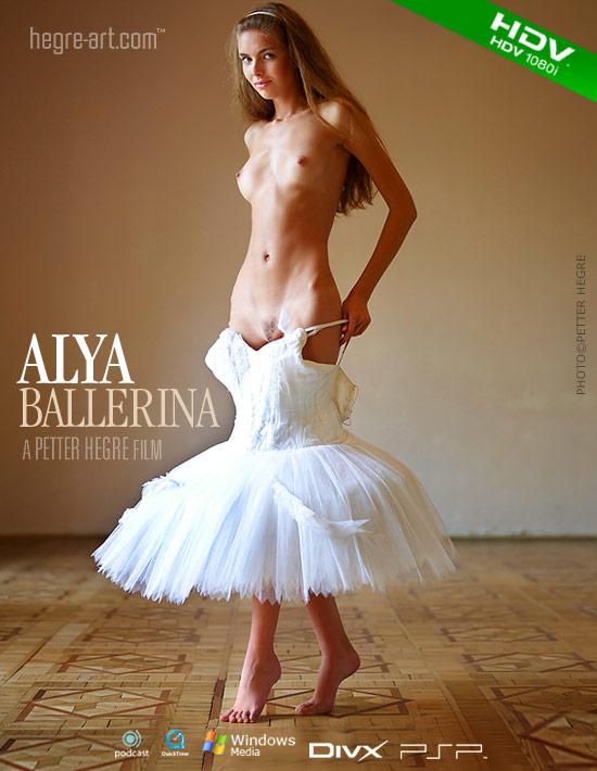 Alya - Ballerina [SD 400p]