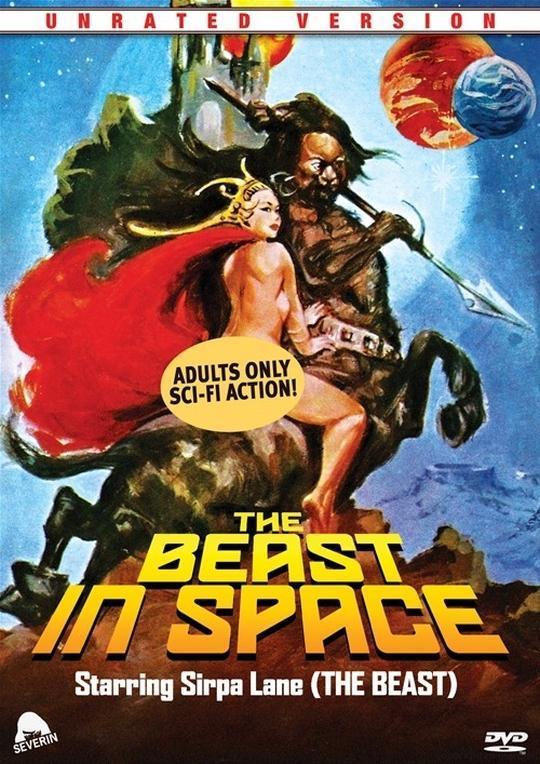 LU.MA.FIN, Nais Film, S.I.G.M.A.E.CO, Alfonso Brescia: La bestia nello spazioBeast in Space [DVDRip/464p/1.29 GB]