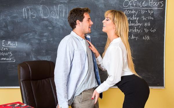 Cherie DeVille - MY FIRST SEX TEACHER (2019/FullHD)