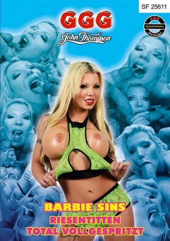 Barbie Sin, Melanie Moon - Barbie Sins Riesentitten Total Vollgespritzt [SD, 400p] [JTPron, John Thompson, GGG]