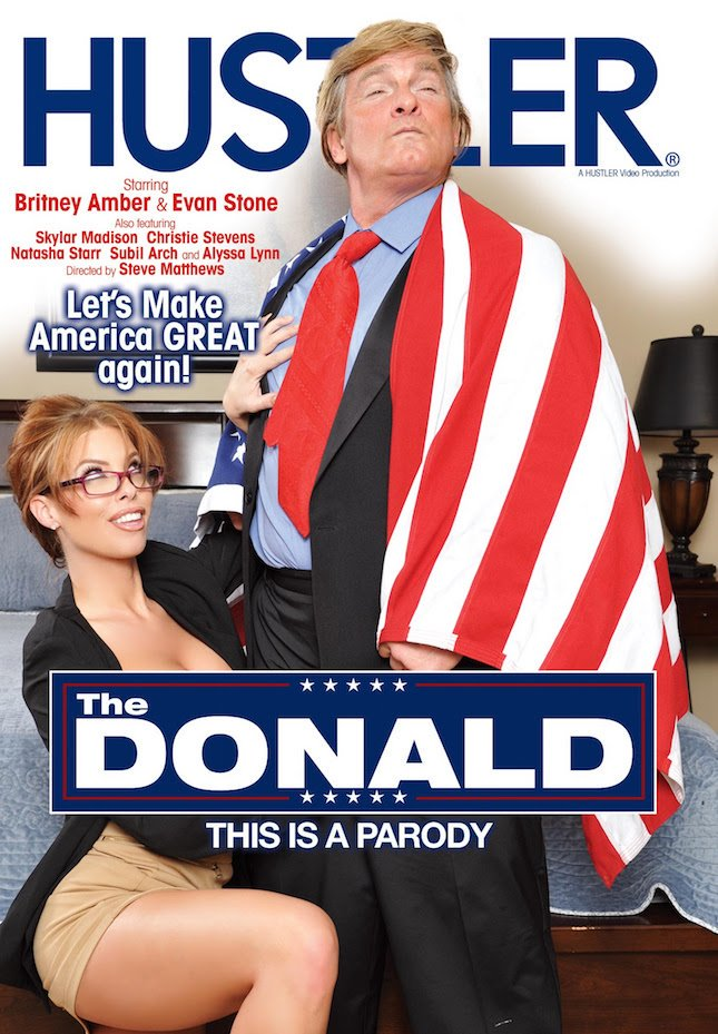 The Donald (SD/3.73 GB)
