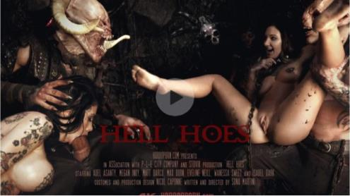 Hell Hoes [FullHD, 1080p] [HorrorPorn.com]