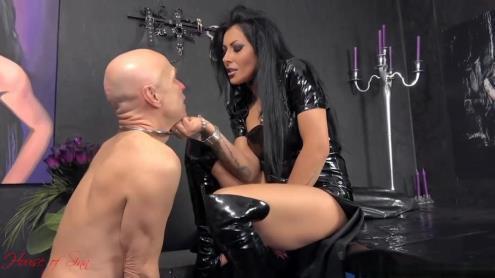 Mistress Kennya - Begging for your dream [HD, 720p] [HouseOfSinn.com]