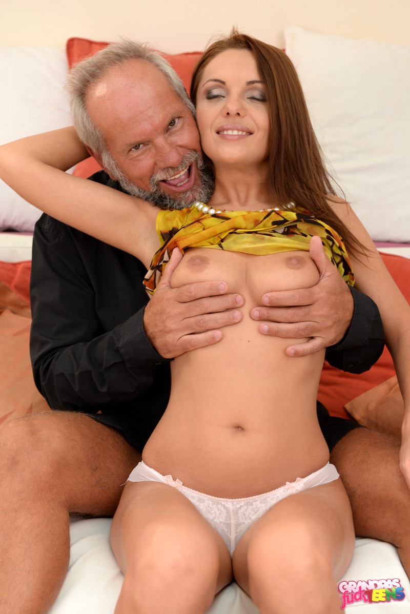 [GrandpasFuckTeens/21Sextreme] - Dominica Fox - Not So Naive (2019 / FullHD 1080p)