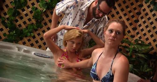 Dakota Skye & Jenna - Hot Tub Party Timestop