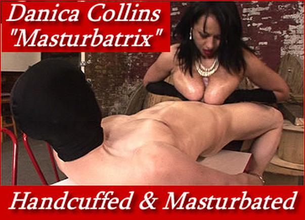 [Lady-sonia] - Danica Collins - Handcuffed And Masturbated (2019 / SD 576p)