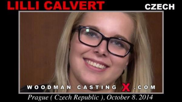 Casting - Lilli Calvert [WoodmanCastingX/PierreWoodman] (SD 540p)