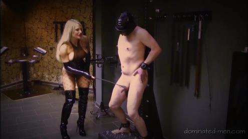 Calea Toxic - Into The Dark [HD, 720p] [Dominated-men.com]