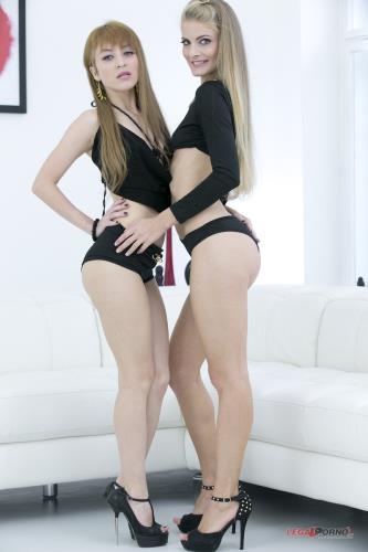 Cayenne Klein, Sandra Luberc - SZ278 Gape to Gape Porno (1.37 GB)